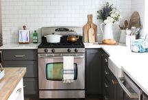 kitchen remake / by Patty Clark