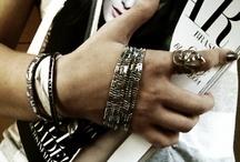 hand palm bracelet