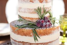 wedding cake & decoration