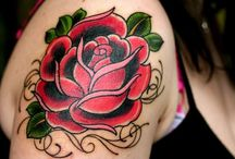 Tattoos / by Krista Collins