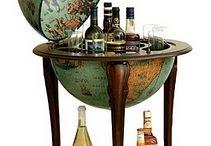 Maps & Globes / by Stephanie Harding