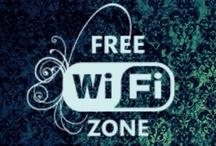 Wifi zone / by Stef Kay