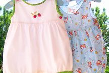 Baby clothes/sewing