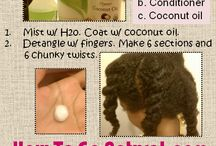 Kids natural hair / Kids natural hair care and natural hair styles. / by Debbie Green