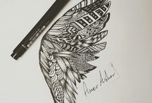 Theme Idea - Doodled