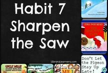 Leader in Me Habit 7: Sharpen the Saw