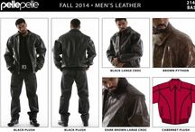 Men's Pelle Pelle Leather Jackets @ Donna Sacs / We carry the largest selection of Pelle Pelle Leathers.