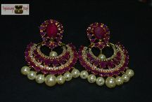 Earrings / it's all kind of earrings which u can have in your collection. Box from our Treasure.. we deliver world wide