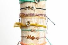 Friendship Bracelets / Star Mela is now stocking fabulous bracelets by 2 cool and chic French jewellery designers.   La Môme Bijou - Messaged charm friendship bracelets by Paris jewellery designer Isabelle Prat.  COOPERATIVE DE CREATION Cool & Chic simple friendship bracelets, made in Bali by french jewellery designer Mathias Chaize.