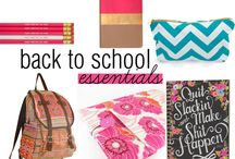 Back to School / Whether you're a student, parent or teacher, use these helpful tips to make the back-to-school transition seamless! / by KVUE-TV