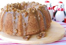 Recipes - Cakes and Desserts / by Mike- Patty Gunsallus