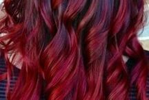 Red Heads / Colors, cuts, styles, and products for fierce red heads!