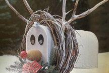 christmas ideas for garden