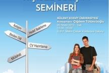 Bülent Ecevit Üniversitesi Kişisel Gelişim Semineri
