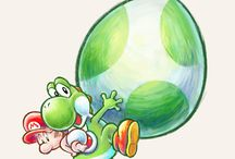 Yoshi's New Island / Media from the upcoming Nintendo 3DS title, Yoshi's New Island.