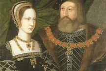Tudor Portraits / by Kristen Bailey