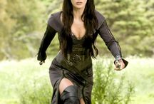 Legend of the Seeker / Cool stuff from the series