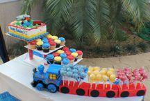 Cumpleaños niños / Ideas para hacer en los cumpleaños de los niños