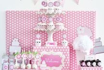 Baby Shower Party / Idee per il baby shower / by Baby Shower Shop