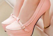 zapatos lindos