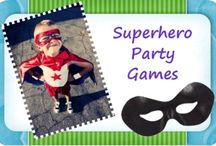 Boy's party ideas / by Stacey Schonauer