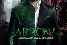 Arrow / Arrow A man can not live by two names - Oliver Queen