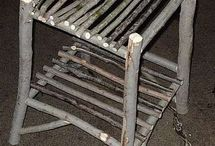 Twig Stuff / twigs.........cheap, versatile, rustic, and love!