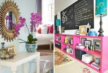 Home Decor / Home decor ideas. / by { A }