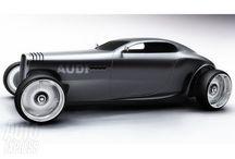 CARS & BIKES. / Alt med motor.