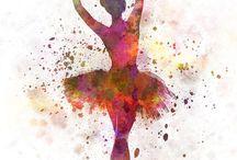 Balet a gymnastika