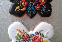 Ciastka/Cookies decoration