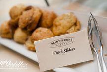 Print Works Bistro: Food, Wine & Catering