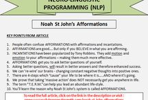 NLP Articles / Key learning points from our Neuro Linguistic Programming Articles.