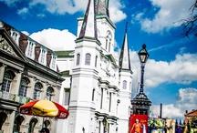 New Orleans Landscape / Landscape New Orleans Louisiana