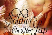 Soldier In Her Lap / Soldier in Her Lap #CivilWar era #historicalromance published by Decadent Publishing