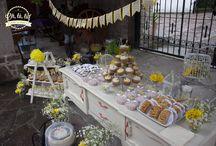 Nuestras creaciones: Fiestas temáticas / Una Candy & Snack bar tiene la función de deleitar a tus invitados con deliciosos recuerdos de tu evento... Nunca lo olvidarán!