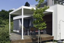 Louvered terrace covering - Azore