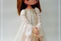 boneca daminha
