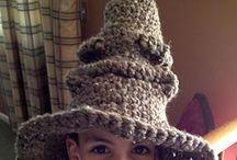 Crochet hats / by Helen Mahan