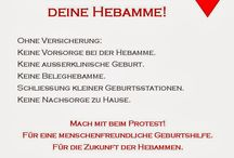Support the midwifes in Germany