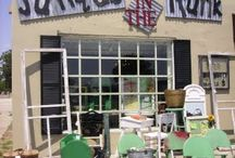 Junque / Places I've been, want to go to fink junk, antiques, see the displays