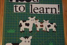 Clinicals 2015- Farm Theme / by Ashley Plucker