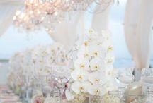 wedding theme, set up & flowers