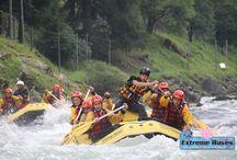 Extreme Waves Rafting 12 Agosto 2014
