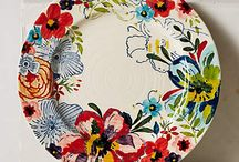 Artistic Plates