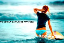 The Ocean Cleanses My Soul !! / by Vanessa Musacchio