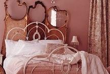 Pink Bedrooms / by Louise Brown