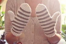 Crochet - Mittens
