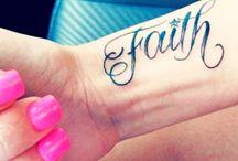 Tattoos / by Deandra Mercer
