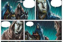 Silvano Beltramo Art / Comics & Illustration